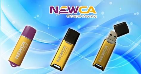 USB Token Chữ ký số NEWCA